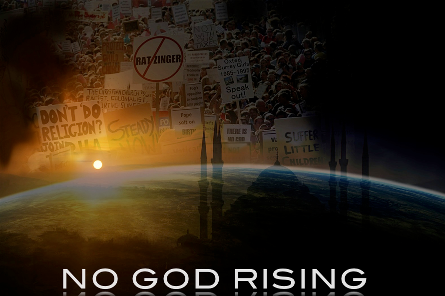 NO GOD RISING